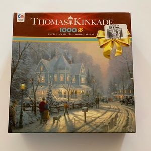 1000 Piece Christmas Puzzle - Made in USA 🇺🇸